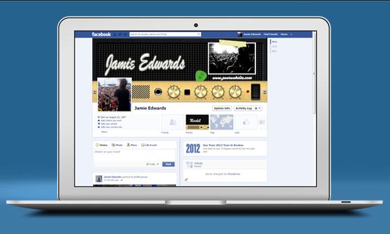 Facebook Timeline Background Image