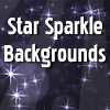 Star Sparks Colorful Backgrounds