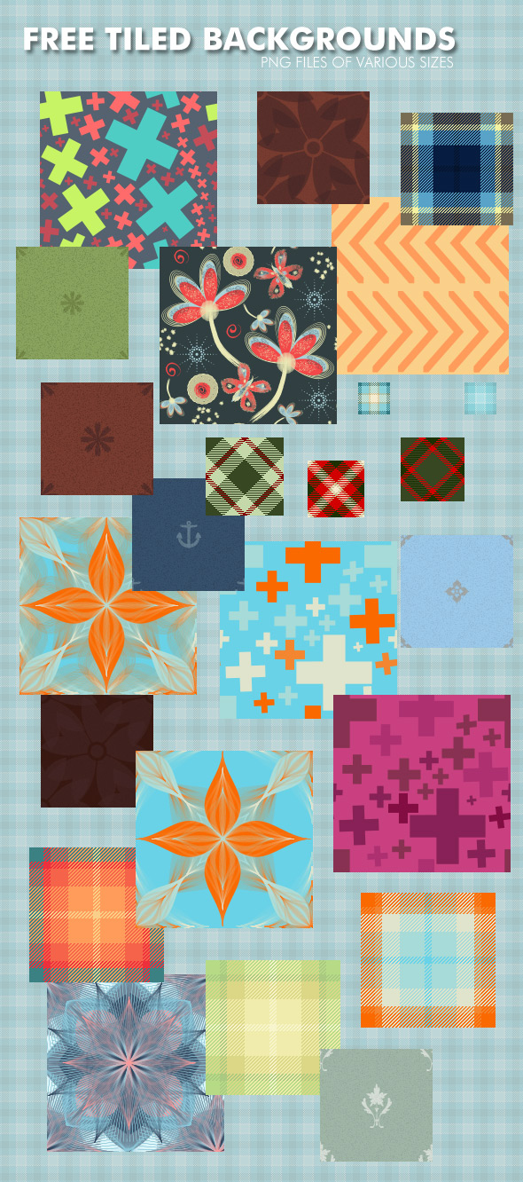 Free Repeating Background Patterns